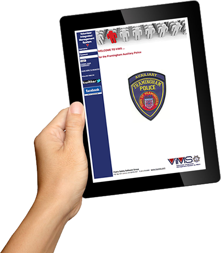 Public Safety Software Group - VIMS - iPad