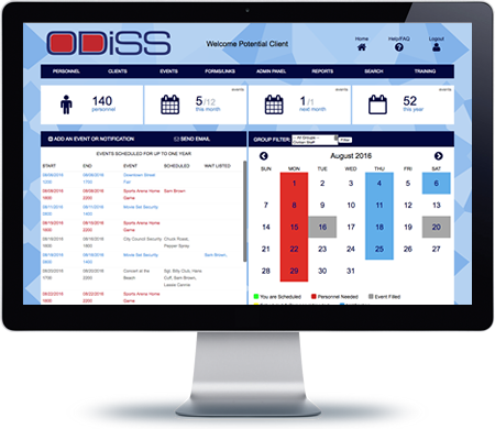 ODISS Features